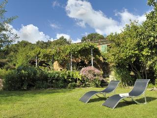 Maison de caractère en pierre dans jardin arboré - Ocana vacation rentals