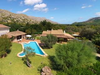Villa with private pool in Pollensa (Joana Font) - Pollenca vacation rentals