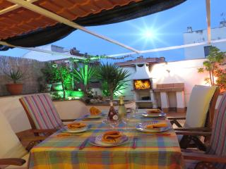 Penthouse, Barcelona Airport, Terrace, BBQ - Viladecans vacation rentals