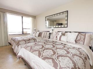 Miami Beach 1620 Corner Newly Decorated Apartment on Beach - Miami Beach vacation rentals