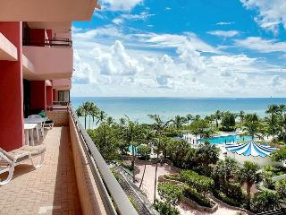 Oceanfront 5 Bedroom Sleeps 15 Panoramic Ocean views Miami Beach - Miami Beach vacation rentals