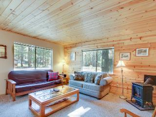 Centrally located cottage with fireplace for comfort, close to ice rink! - South Lake Tahoe vacation rentals