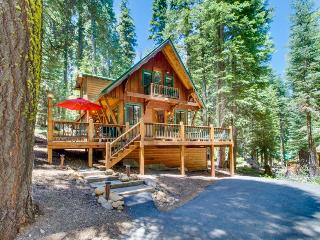 Gorgeous, dog-friendly lodge w/ loft, near beach & skiing! - Homewood vacation rentals
