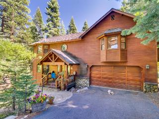 Spacious 12-guest home with hot tub, views, & fireplace! - Carnelian Bay vacation rentals