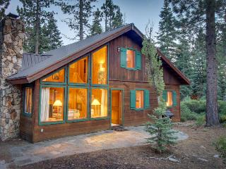 Classic, dog-friendly Lake Tahoe cabin on double lot w/ WiFi & fireplace! - Carnelian Bay vacation rentals