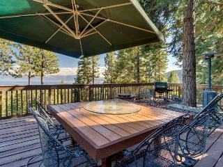 Panoramic lake views, hot tub, game room, beach - dogs welcome! - Tahoe City vacation rentals