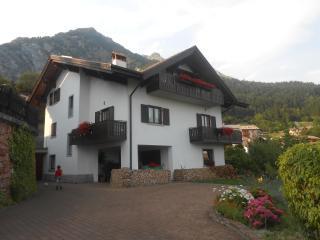 Villa panoramica, nel verde vicino Terme di Comano - Stenico vacation rentals