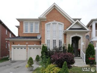 Fully Furnished Executive Home in Brampton Canada - Brampton vacation rentals