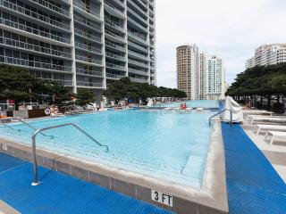 Convenient 2 bedroom Brickell Apartment with Internet Access - Brickell vacation rentals