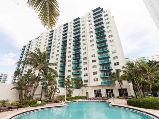 Sian ocean front two bedroom condo - Hallandale vacation rentals
