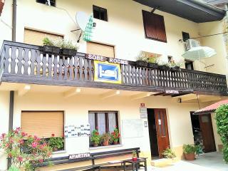 4 bedroom Apartment with Internet Access in Kobarid - Kobarid vacation rentals