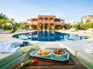 Perfect 5 bedroom Villa in Marrakech - Marrakech vacation rentals
