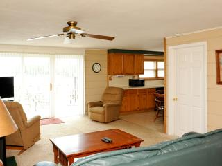 Gorgeous 2 bedroom West Branch House with Deck - West Branch vacation rentals