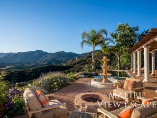 A secluded Mountain retreat - Malibu vacation rentals