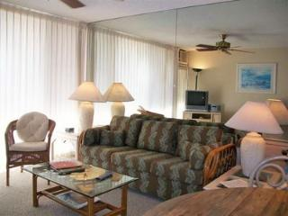 Hale Kai O' Kihei 1 Bedroom Ocean View 108 - Mauna Lani vacation rentals