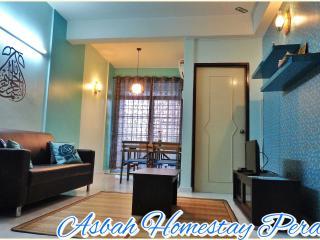 Asbah Homestay Bandar Perda Penang - Seberang Jaya vacation rentals