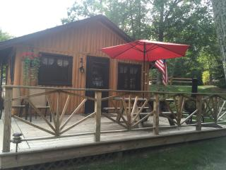 Beautiful 1 bedroom West Branch Cottage with Deck - West Branch vacation rentals