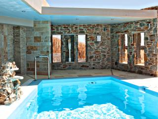 Tinos Habitart - The Yellow House - Tinos vacation rentals