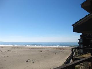 Pajaro Dunes, Ocean front condo, unobstructed view - Watsonville vacation rentals