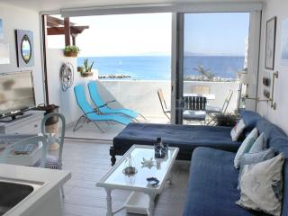 Apartment in Playa Flamingo with panoramic sea-views / front to the beach - Playa Blanca vacation rentals