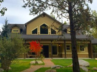 Large, Luxury Lodge in McCall w/ Hot Tub & Golf - McCall vacation rentals