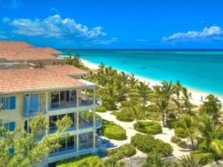 3rd Floor Deluxe 2 Bedroom Ocean Front Villa #305 - Grace Bay vacation rentals