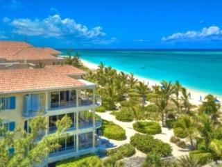 3rd Floor Deluxe 2 Bedroom Ocean Front Villa #305 - Grace Bay vacation rentals