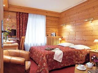CORTINA 2 rooms + small bedroom 6 persons - Le Grand-Bornand vacation rentals