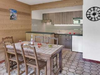 1 bedroom Apartment with Dishwasher in Le Grand-Bornand - Le Grand-Bornand vacation rentals