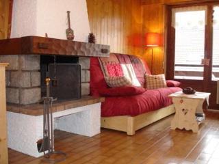 BELLACHAT Studio + mezzanine 4 persons - Le Grand-Bornand vacation rentals