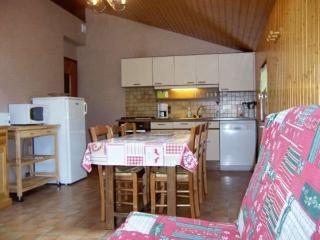 2 bedroom Condo with Dishwasher in Le Grand-Bornand - Le Grand-Bornand vacation rentals