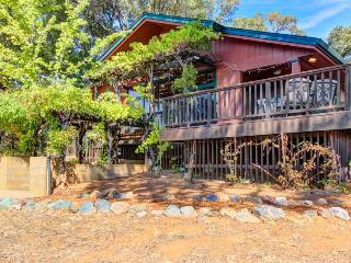 Spacious home surrounded by vineyards with private hot tub! - Redwood Valley vacation rentals