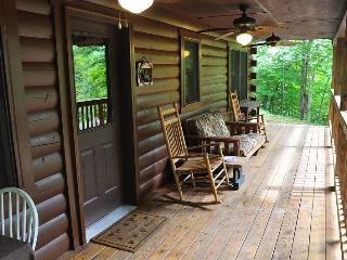 Shady Grove – Quiet Mountain Cabin with Easy Access and Fire Pit -- Less than 15 Minutes to Fly Fishing and Harrahs Casino - Whittier vacation rentals
