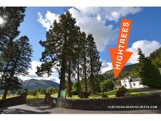 Hightrees Holiday Home - Lochgoilhead vacation rentals