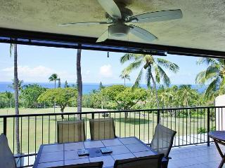 Ocean and Golf Course Views on the 18th fairway #322 - Kailua-Kona vacation rentals
