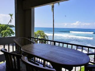Ocean Front! Watch Dolphins from the lanai at Bali Kai -#201 - Kailua-Kona vacation rentals