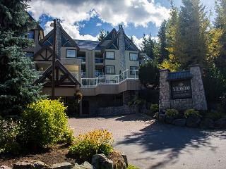 Lovely upgraded 2 bedroom unit, free parking, nice big hot tub in complex - Whistler vacation rentals