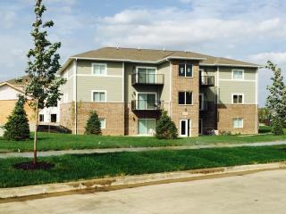 Cedar Falls 2bed/2bath Brand New Condos WF - Cedar Falls vacation rentals