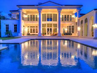 Al Capone Style Luxury Villa with Staff - Pinecrest vacation rentals