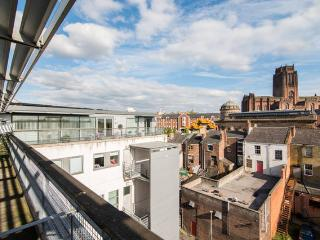 Liverpool City Centre Penthouse - Liverpool vacation rentals