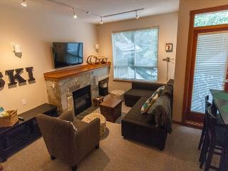 Symphony 46 - 2 bedroom, 3 bath, free wi-fi and parking. Hot Tub Access - Whistler vacation rentals