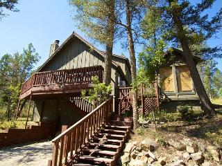 Antler Crossing is a great cabin surrounded by wildlife and trees. - Ruidoso vacation rentals