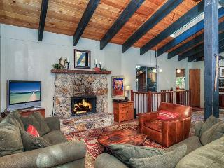 3BR Rustic-Modern Cabin in the Pines, ski & snowboard, pets ok, Sleeps 8 - Homewood vacation rentals