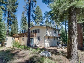 Spacious home with beautiful woodwork; peeks at the lake! - Tahoe City vacation rentals