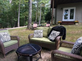 Private Hilltop Wooded Setting - Nashville vacation rentals