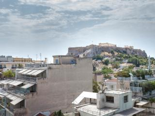 UNIQUE ACROPOLIS VIEW AND PERFECT LOCATION! - Athens vacation rentals