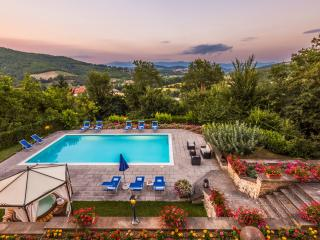 Spacious 6 bedroom Villa in Lippiano - Lippiano vacation rentals