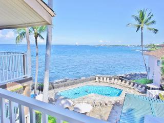 Beautiful 2 bedroom 2 bath with great ocean view!-SV3309 - Kailua-Kona vacation rentals