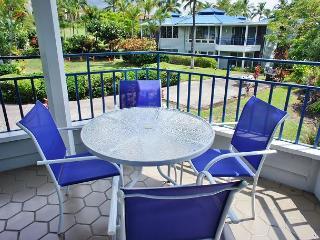 2 Bedroom, 2 Bathroom, AC in secluded, quiet resort-MLoa22 - Keauhou vacation rentals