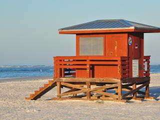 Petite by beach-Million dollar location/affotdable - Lido Key vacation rentals
